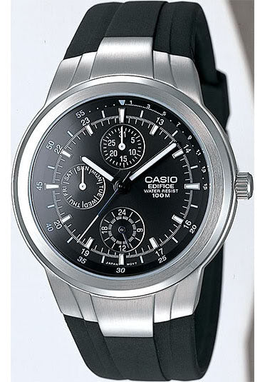 Casio EF-305-1AV EDIFICE Analogue Dials Watch – Great Watches 7b945fa5aae