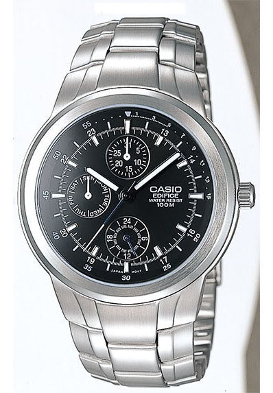 Casio EF-305D-1AV EDIFICE Analogue Dials Stainless Steel Watch