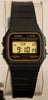 Casio F-91WG-9 Classic Digital Black & Gold Microlight 7 Year Battery Watch