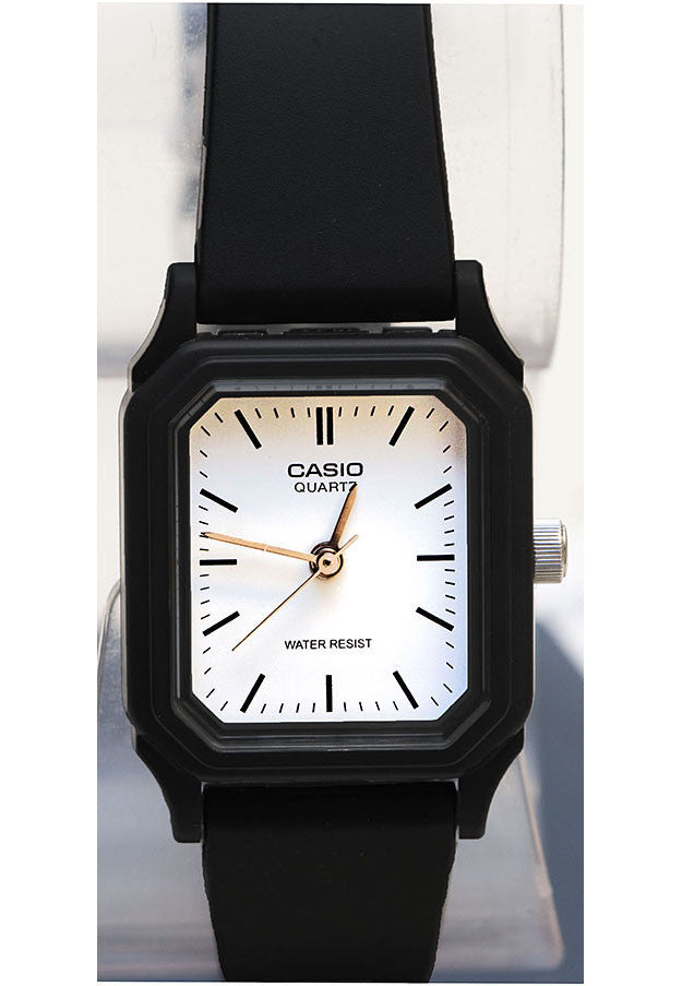 Casio LQ-142-7E Classic White Analogue Watch