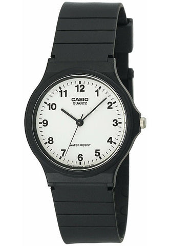 Casio MQ-24-7B Classic White Thin Analogue Watch