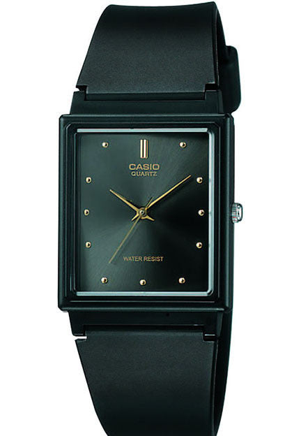 Casio MQ-38-1A Classic Black Colour Analogue Watch