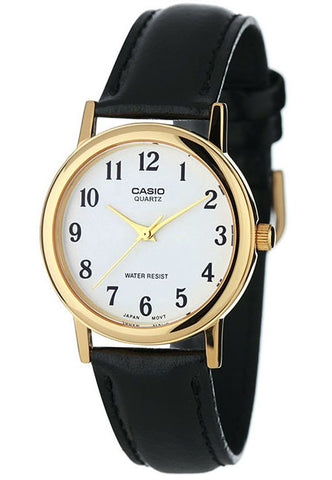 Casio MTP-1095Q-7B Men's Analogue Quartz Watch Leather