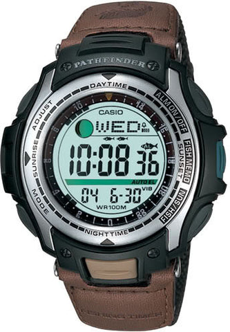 CASIO PAS-400B-5V PATHFINDER FISHING TIMER Sunset Sunrise Timer WATCH
