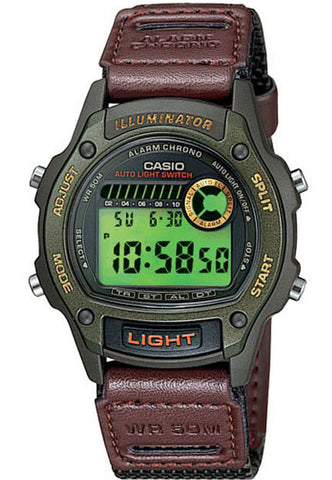 Casio W-94HF-3AV Men's Multifunction Sport Backlight Watch