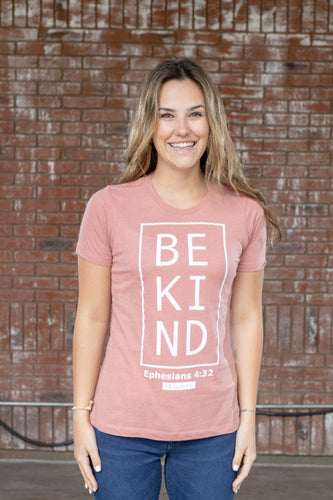 Be Dusty Rose - Women's