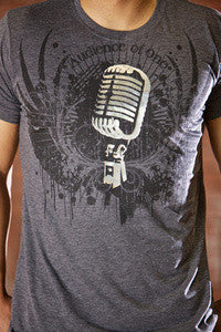 Audience of One Gray T-Shirt - Men's