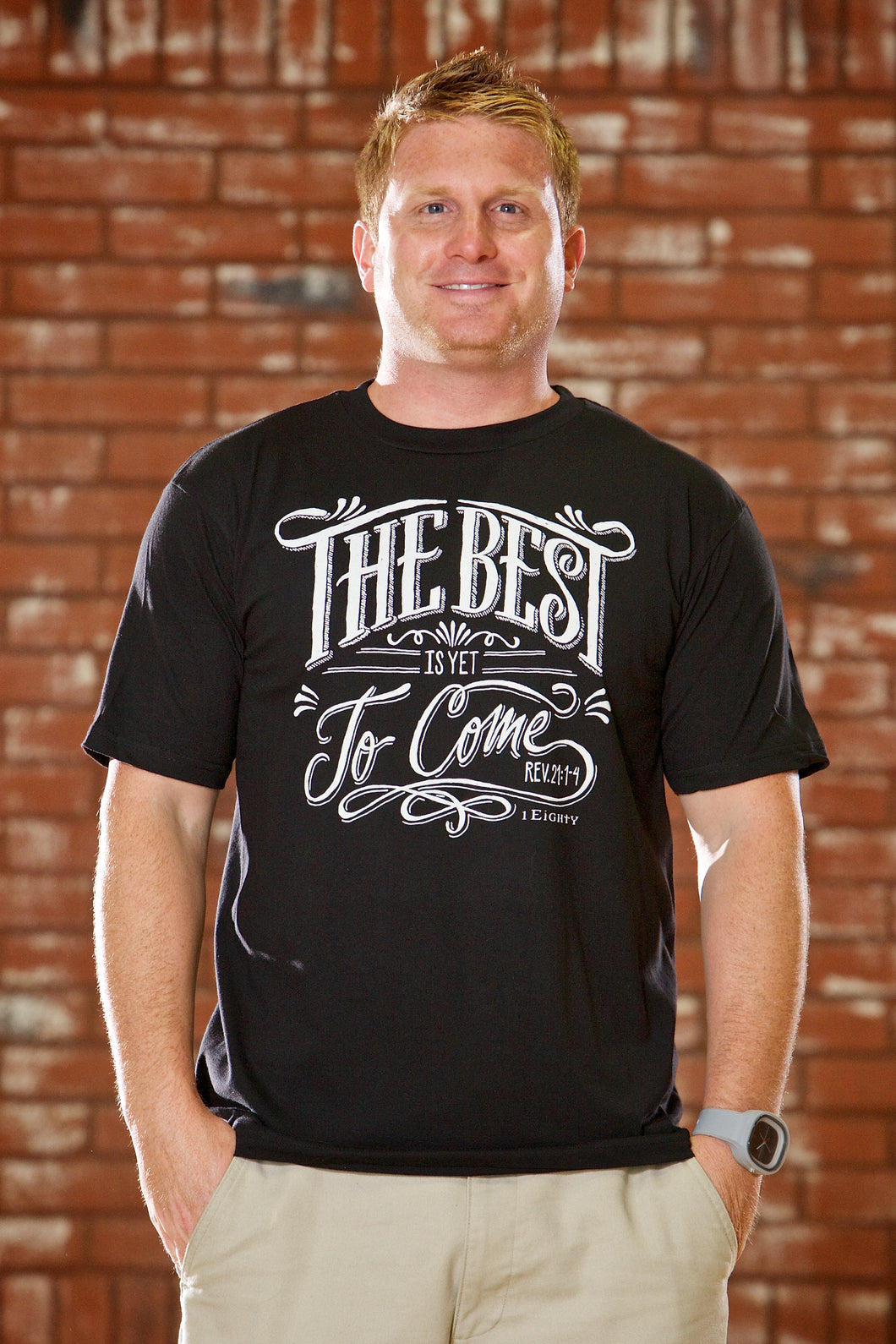 Best Black T-Shirt - Men's