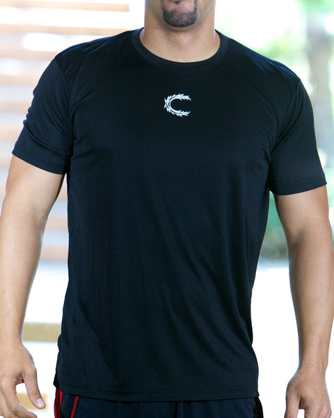 Claimed Athletic Wear Competitor Black - Men's