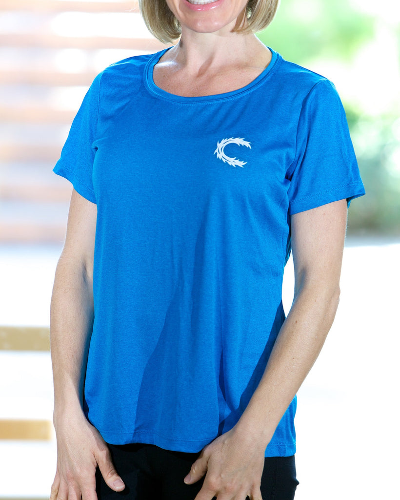 Claimed Athletic Wear Royal Blue Contender - Women's