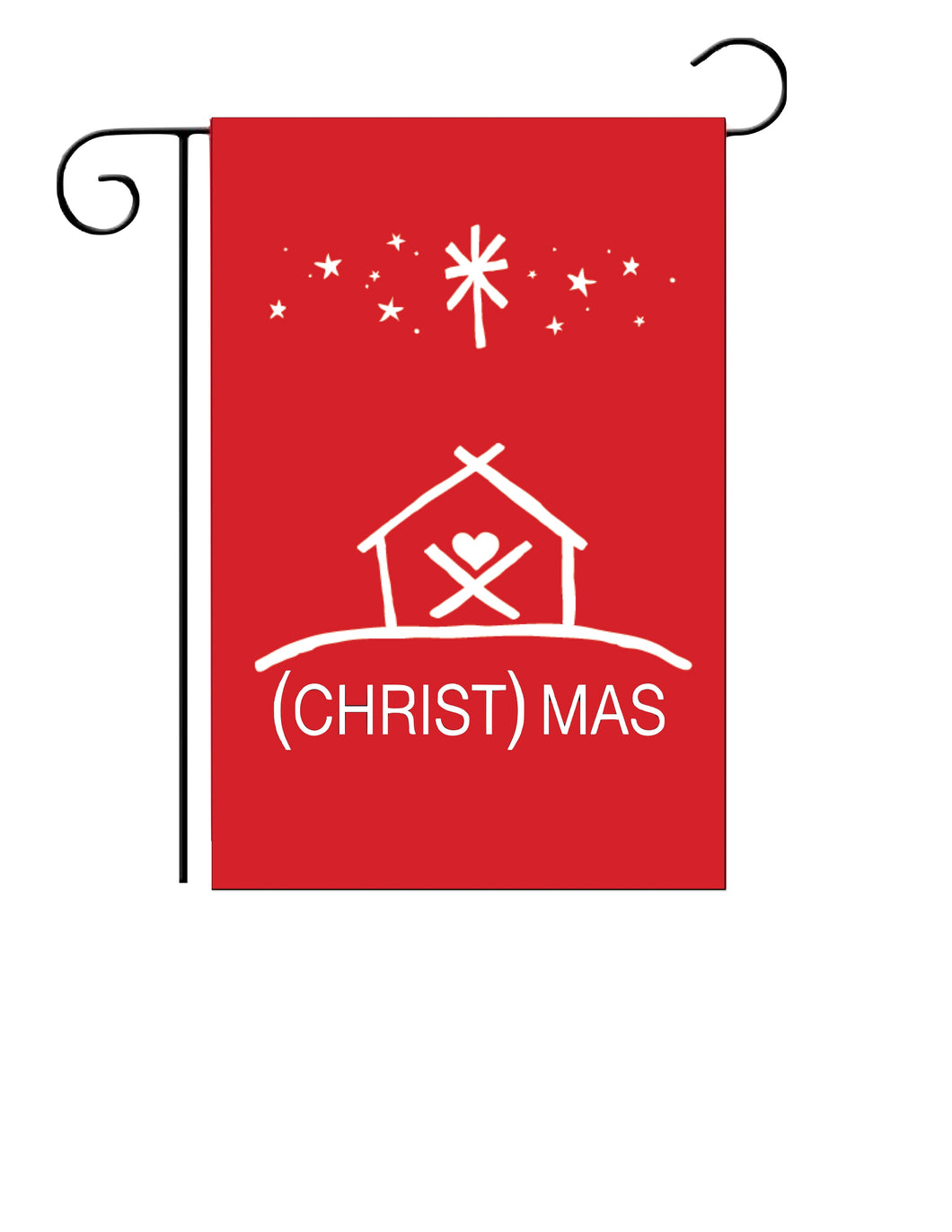 (CHRIST)MAS Garden Flag - LTD Edition 2020