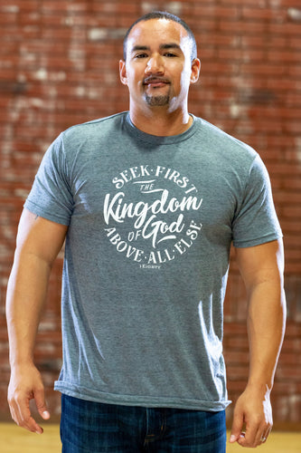 Kingdom Gray Shirt - Men's