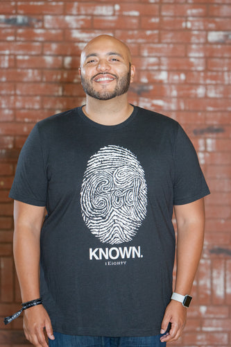Known Black Crew T-Shirt - Men's