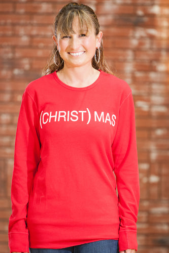 (CHRIST)MAS Thermal-Red