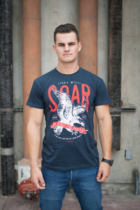 Soar Navy Crew - Men's