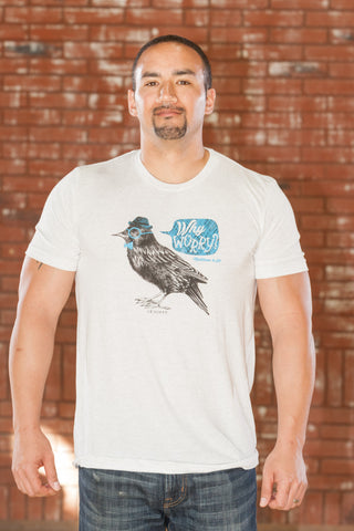 Bird Natural Crew - Men's