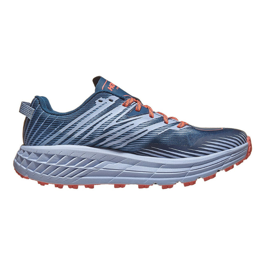 HOKA WOMEN'S SPEEDGOAT 4 WIDE
