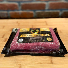 Load image into Gallery viewer, Frontiere Ground Angus Beef, 85% Lean, 1 lb packages