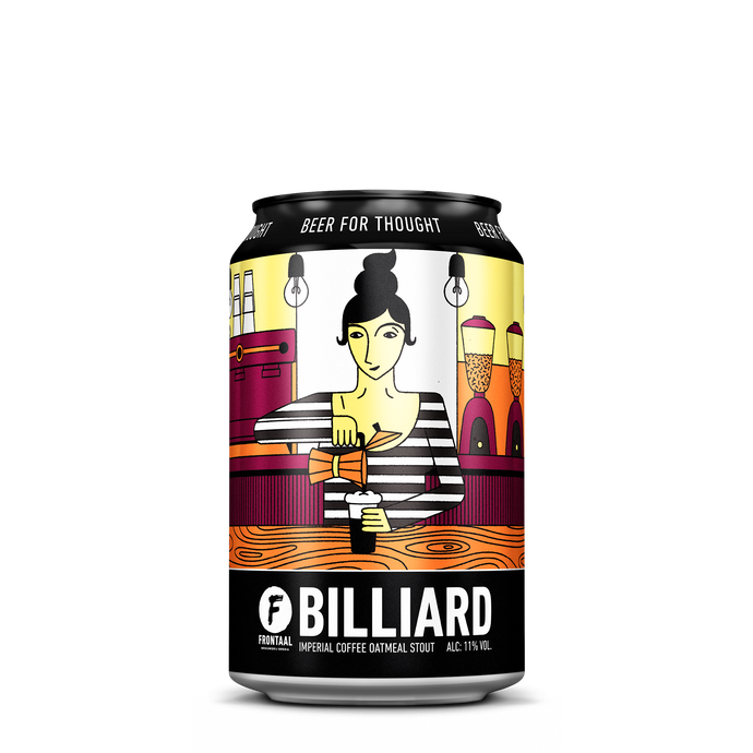 Billiard | Oatmeal Coffee Stout | 11%