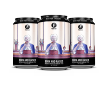 Load image into Gallery viewer, Born And Raised | Imp. Chocolate Mudcake Stout  | 12.0%