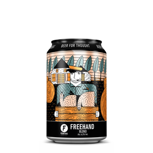 Freehand | Blond | 6.3%