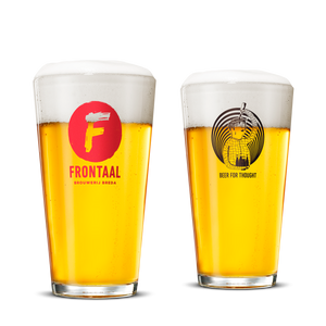 Glas Frontaal - 25cl