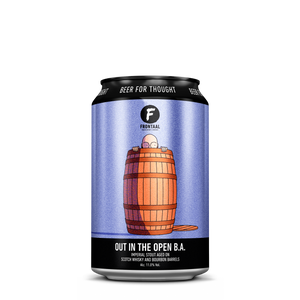 Out In The Open | Imperial Stout BA | 11.0%