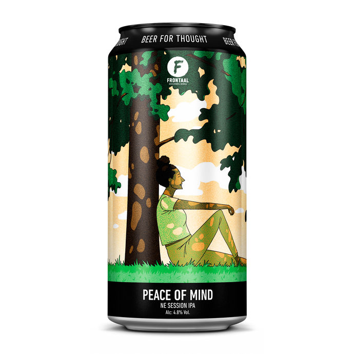 Peace Of Mind | NE Session IPA | 4.8%