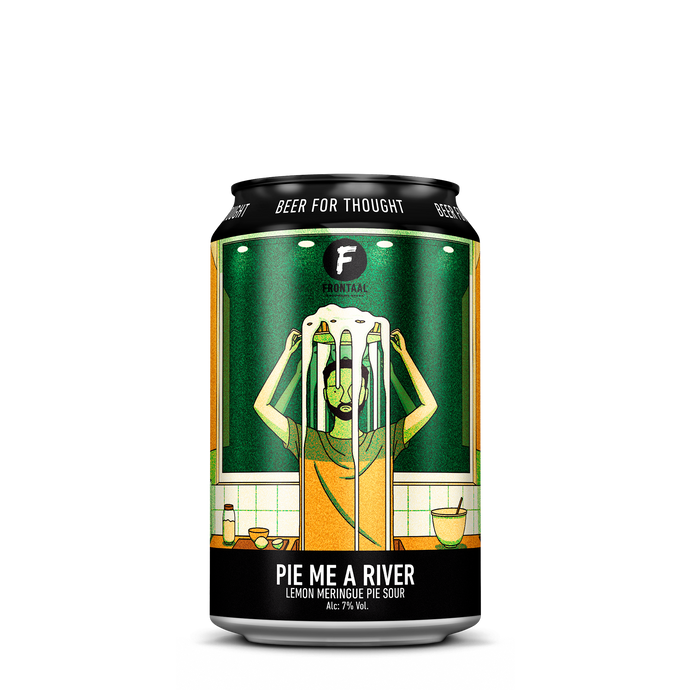 Pie Me A River | Lemon Meringue Pie Sour | 7.0%
