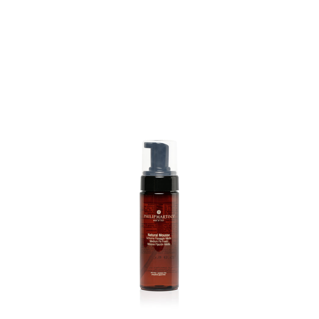 Natural mousse 175ml