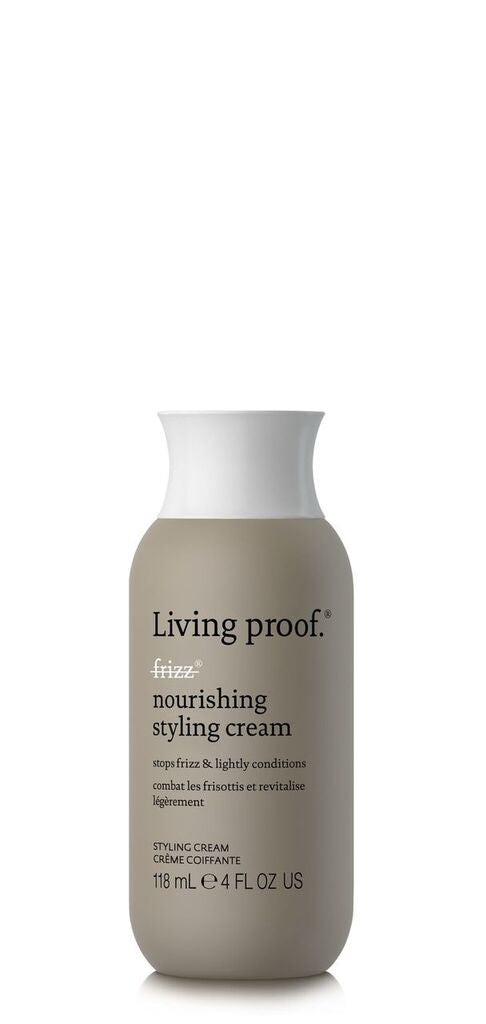 No Frizz Nourishing Styling Cream 118 ml