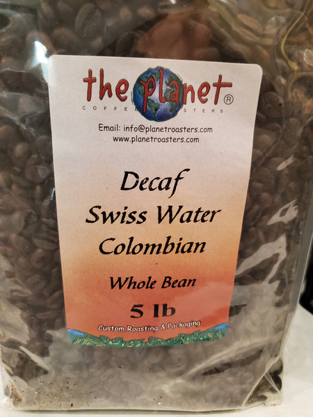 Roasted Coffee by the 1/2lb