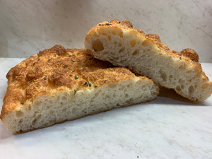 Herb and Cheese Focaccia