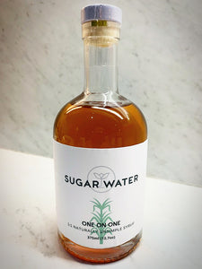 Unsimple Cane and Coconut Suger - Sugar Water Syrups (375ml)