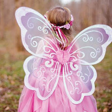 Load image into Gallery viewer, Great Pretenders Pink Whimsy Wonder Wings