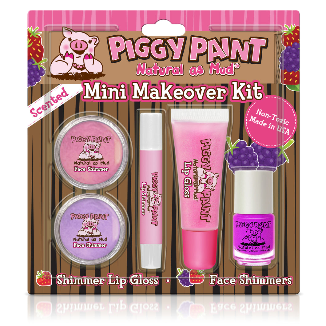 Piggy Paint Mini Makeover Kit GRAPE