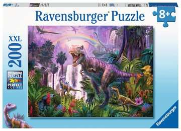 Ravensburger 200pc XXL King of the Dinosaurs