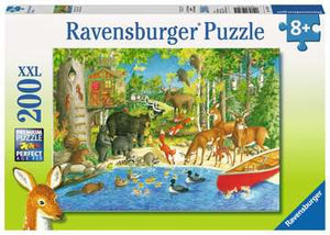 Ravensburger 200pc XXL Woodland Friends