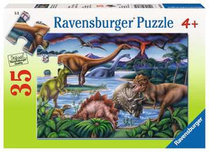 Ravensburger 35pc Dinosaur Playground