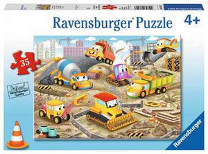 Ravensburger 35pc Raise the Roof!