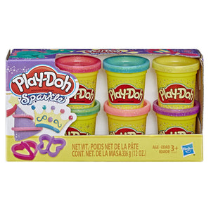 Play Doh Sparkle Collection