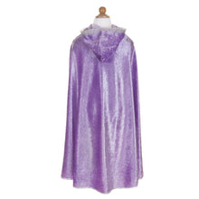 Load image into Gallery viewer, Great Pretenders Diamond Sparkle Cape Lilac SZ 5-6