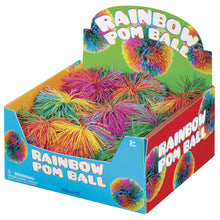 Load image into Gallery viewer, Rainbow Pom Pom