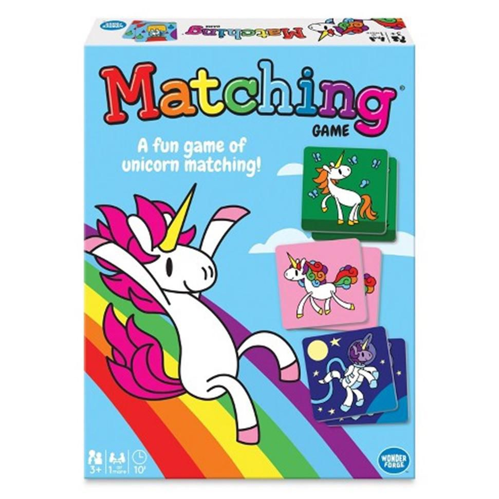 Unicorn Matching Game