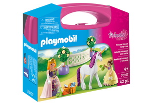 Playmobil - Princess - Princess Unicorn Carry Case - 70107