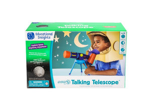 GeoSafari® Jr. Talking Telescope