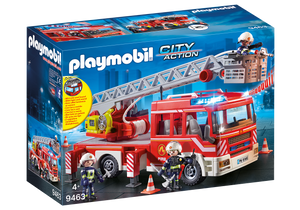 Playmobil - City Action - Fire Ladder Unit - 9463