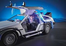 Load image into Gallery viewer, Playmobil Back to the Future DeLorean - 70317