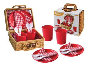 20 Piece Picnic Set with Carry Case