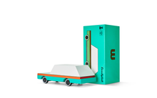 Load image into Gallery viewer, Candylab Candycar Teal Wagon